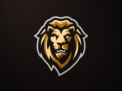 Lion Mascot Logo tiger royal gaming sports esports logos lion esport esports logo golden golden lion logo golden lion lion mascot lion logo lion mascot logo