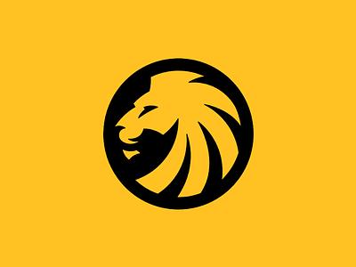 Lion Logo Design yellow lion mascot logo lion mascot lions tiger logo lion logo lion lion logo design