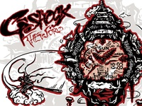 G-Shock Monkey King