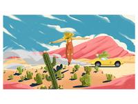 scarecrow cactus