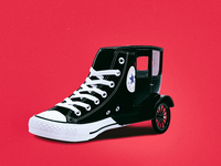 CONVERSE ALL STAR (FORD T MIX)