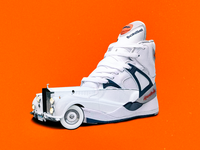 REEBOK PUMP (ROLLS-ROYCE MIX)
