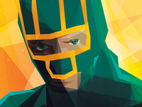 Movie Poster (Kick-Ass)