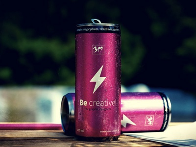Be Creative! Energy drink