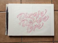 Dizajndesign Lettering