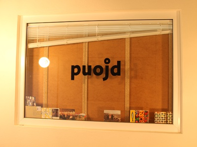 Puojd Logo – Sign Painting signpainting fashion logo puojd