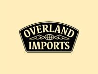 Overland Imports Badge