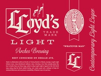 LLoyd's Light Can Art