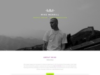Portfolio Website 2018