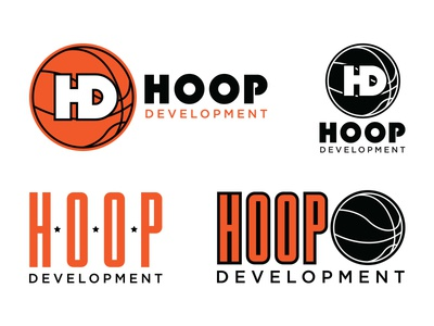 Hoop Development Logos