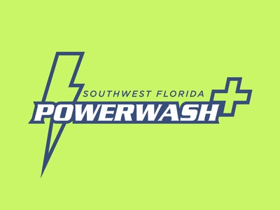 SWFL Power Wash Plus LOGO