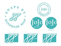 JoJo SOAP Logo Options