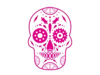 Republic Bike Sugar Skull