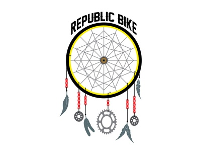 Republic Bike Dream Catcher