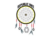 Republic Bike Dream Catcher