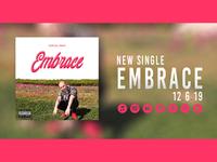 Embrace Single Banner