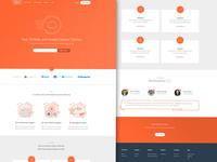 Simple CDN : Landing Page