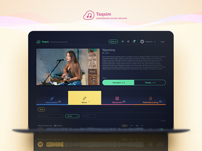 Taqsim - music samples catalog samples music rwd catalog search artists musicians