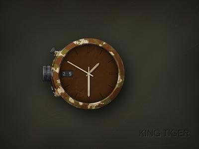 King Tiger: Enhanced Version.