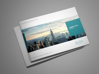 Corporate Business Brochure Indesign Template