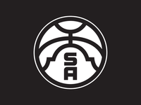 NBA: San Antonio Spurs - Secondary Logo