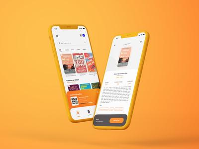 Ebook App 😍