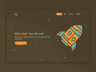Kick-Start Your Brand!