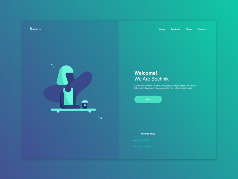 Who we are   dribbble export