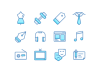 Catagory Icons