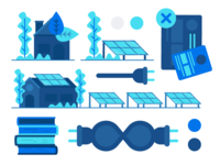Solar Panel Drafts