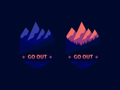 Go Out Badge