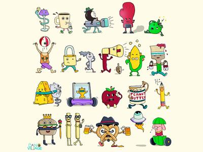 Rando Characters