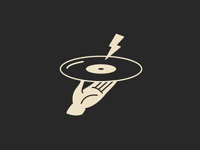 Record hand record music