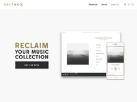 New Voltra Website