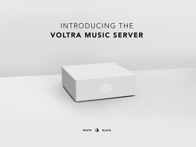 Voltra Music Server