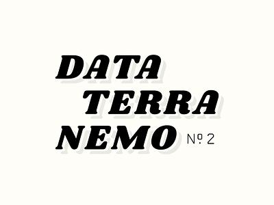 DTN Logo & Website web decentralized website web design branding logo typography