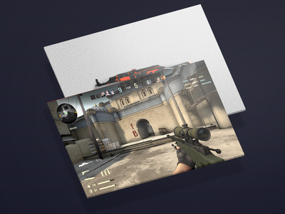 CSGO In Game Interface Redesign games design¨ ¨game experience¨ interface¨ ¨user ux ui esports csgo