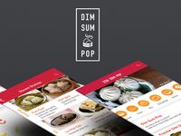 Dim Sum Pop App