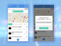 Nearo App: Price Alert