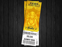 Buhz Presents:CEO's & Scarecrows Ticket