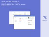 Oaktree Desktop v1