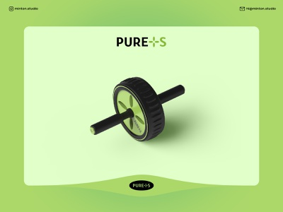 PURE+S retail sport pure plus s 3ds logo
