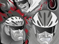 Cyclists professionals)