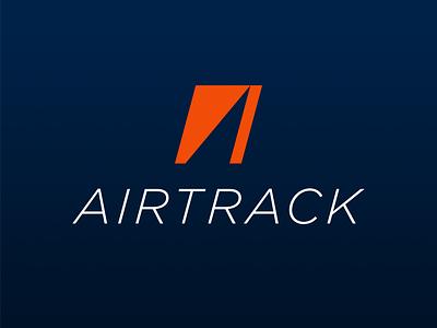 Airline Logo airtrack airline logo dailylogochallenge dailylogo vector