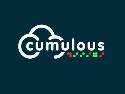 Cloud Computing Logo day 14 computer cloud logo dailylogochallenge dailylogo vector