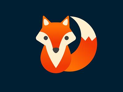 Fox Logo day 16 fox logo dailylogochallenge dailylogo vector