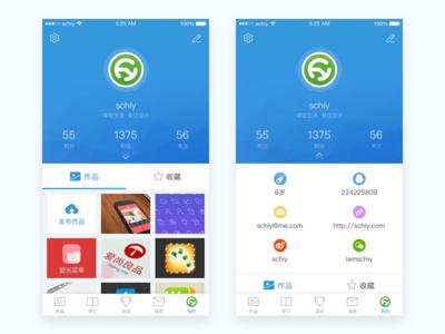 UI China App schiy app
