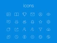 24 icons