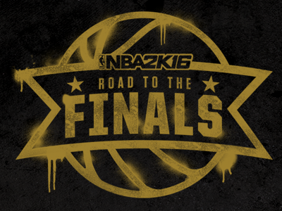 NBA2K16 Road To The Finals