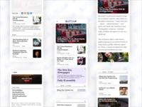 News Website Mobile Final